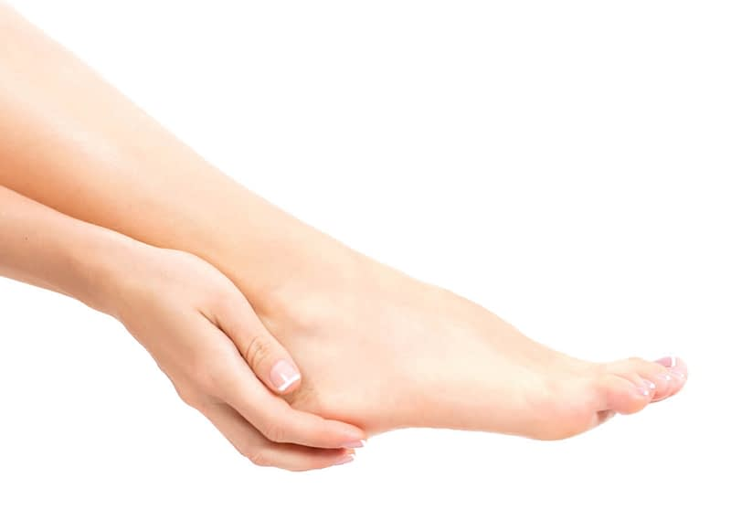 Cosmetic Foot Surgery Corn Removal