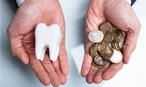 The price to pay when caring for your teeth will be all worth it.
